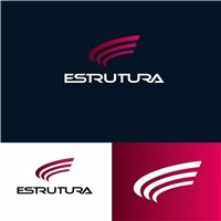 ESTRUTURA, Logo e Identidade, Consultoria de Negócios