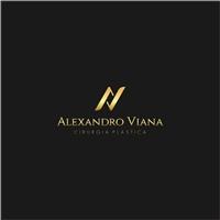 alexandro viana cirurgia plástica, Logo e Identidade, Saúde & Nutrição