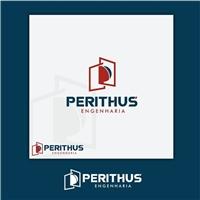 Perithus Engenharia, Logo e Identidade, Construção & Engenharia