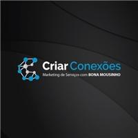 Criar Conexões - Marketing de Serviços com Bona Mousinho, Logo e Identidade, Marketing & Comunicação