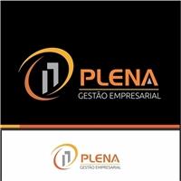Plena Gestão Empresarial, Logo e Identidade, Consultoria de Negócios