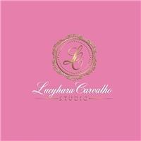 LUCYHARA CARVALHO, Logo e Identidade, Beleza