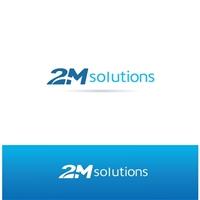 2M Solutions, Logo e Identidade, Computador & Internet