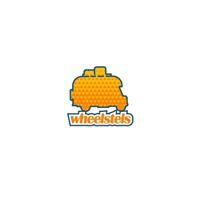 wheelstels, Logo e Identidade, Viagens & Lazer