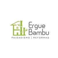 Ergue Bambu, Logo e Identidade, Paisagismo & Piscina