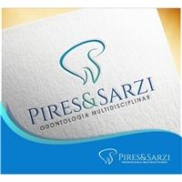 Pires&Sarzi Odontologia Multidisciplinar , Logo e Identidade, Saúde & Nutrição