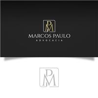 Marcos Paulo advocacia, Logo e Identidade, Advocacia e Direito