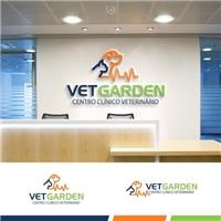 VET GARDEM - CENTRO MEDICO VETERINARIO, Logo e Identidade, Animais