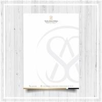Dra Silvely Akemi Shibata, Logo e Identidade, Saúde & Nutrição