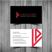 Larissa Pires Arquitetura - Design - Paisagismo, Logo e Identidade, Arquitetura