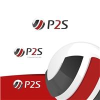 P2S - Soluções em Comunicação Ltda, Logo e Identidade, Consultoria de Negócios