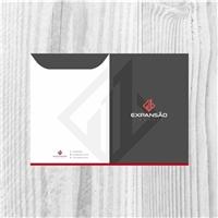 EXPANSÃO IMÓVEIS, Logo e Identidade, Consultoria de Negócios