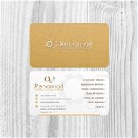 Renomart, Logo e Identidade, Construção & Engenharia