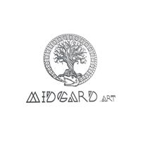 Midgard.art, Logo e Identidade, Roupas, Jóias & acessórios