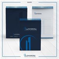 Lemarone Construções, Logo e Identidade, Construção & Engenharia