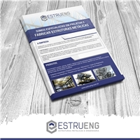 ESTRUENG ESTRUTURAS METÁLICAS E ENGENHARIA, Peças Gráficas e Publicidade, Construção & Engenharia