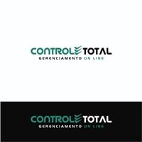 controle total, Logo e Identidade, Tecnologia & Ciencias