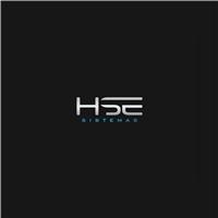 HSE SISTEMAS, Logo e Identidade, Tecnologia & Ciencias