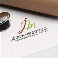 Jéssica Meneguello, Logo e Identidade, Saúde & Nutrição