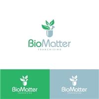 BioMatter, Logo e Identidade, Saúde & Nutrição