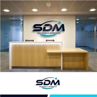SDM Segurança e Informática, Logo e Identidade, Computador & Internet