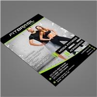 Fit Brasil & Co., Peças Gráficas e Publicidade, Roupas, Jóias & acessórios