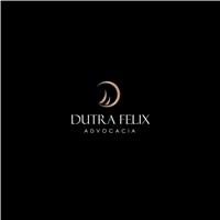 Dutra Felix Advocacia, Logo e Identidade, Advocacia e Direito