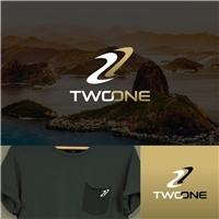 Two one , Logo e Identidade, Roupas, Jóias & acessórios