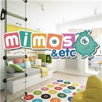 Mimos&Etc, Logo e Identidade, Decoração & Mobília