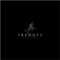 TrendFY = Trend for You, Logo e Identidade, Roupas, Jóias & acessórios