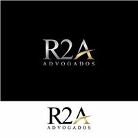 R2A ADVOGADOS, Logo e Identidade, Advocacia e Direito