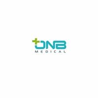 ONB MEDICAL MATERIAIS MÉDICOS, Logo e Identidade, Saúde & Nutrição