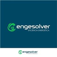 Engesolver Solucoes em eficiência energética , Logo e Identidade, Construção & Engenharia