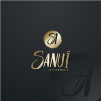 Sanuí Boutique, Logo e Identidade, Roupas, Jóias & acessórios