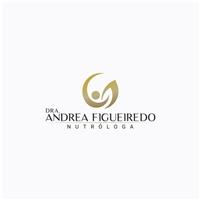 Dra. Andrea Figueiredo, Logo e Identidade, Saúde & Nutrição