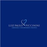 Luiz Paulo Piccinini/ consultorio , Logo e Identidade, Saúde & Nutrição