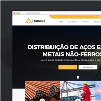 Trimakt, Web e Digital, Metal & Energia