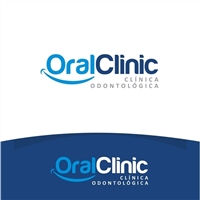 OralClinic, Logo e Identidade, Saúde & Nutrição