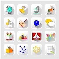 Ícones em Desenho, Web e Digital, Crianças & Infantil
