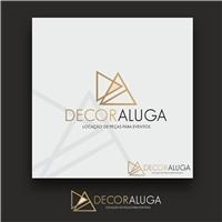 Decor Aluga, Logo e Identidade, Decoração & Mobília