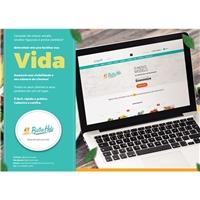 BistroHub, Peças Gráficas e Publicidade, Alimentos & Bebidas