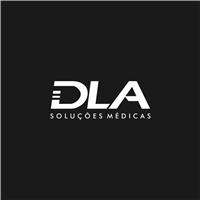 DLA Serviços, Logo e Identidade, Logística, Entrega & Armazenamento