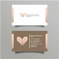 DRA. NATHALIA TELLES, Logo e Identidade, Saúde & Nutrição