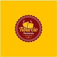 Pastelaria Tiburcio, Logo e Identidade, Alimentos & Bebidas