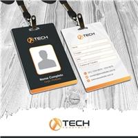 Tech COnstruct, Logo e Identidade, Construção & Engenharia