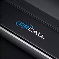 DRCALL, Logo e Identidade, Computador & Internet