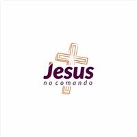 JESUS NO COMANDO, Logo e Identidade, Religião & Espiritualidade