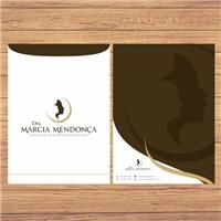 Dra Márcia Mendonça, Logo e Identidade, Saúde & Nutrição