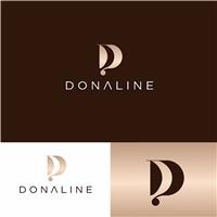 DonaLine, Logo e Identidade, Beleza