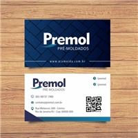 PREMOL, Logo e Identidade, Construção & Engenharia